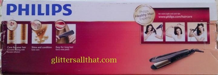 Philips KeraShine HP8316 Hair Straightener –Review