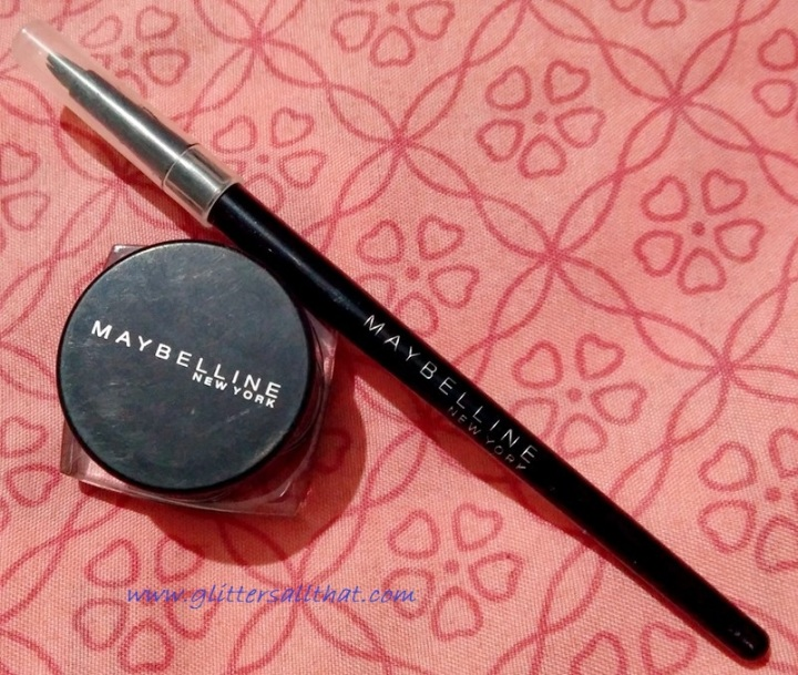 Maybelline Eye Studio Lasting Drama Gel Liner 01 Black