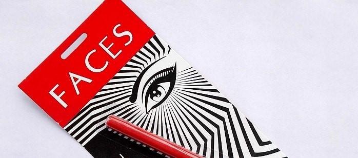 Faces Magneteyes Kajal – Lasts All Day –Black