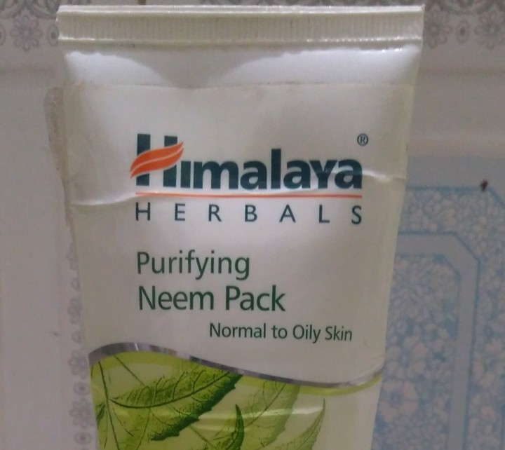 Himalaya Herbals Purifying NeemPack