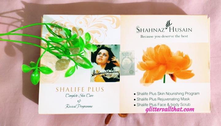 Shahnaz Husain ShaLife PlusKit