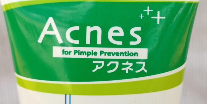 Acnes Mentho-Cool Pimple Defence FaceWash