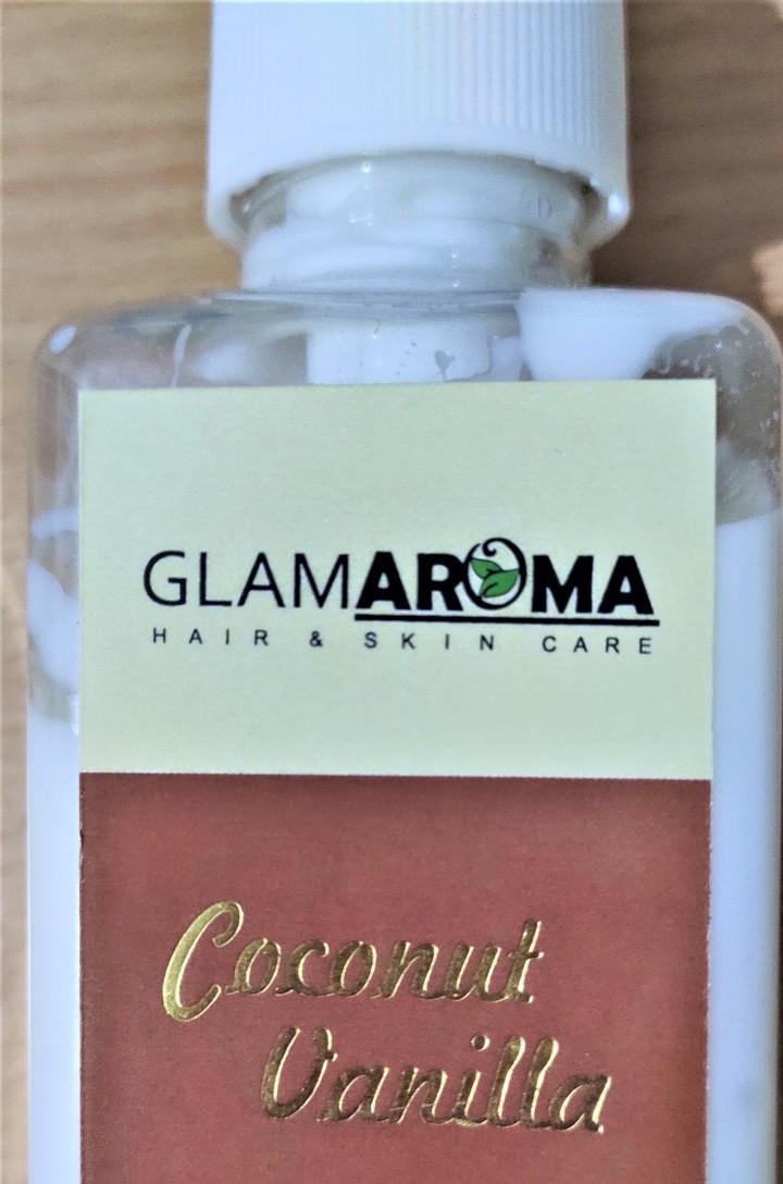 GLAMAROMA Coconut Vanilla Ultra HydratingMoisturizer