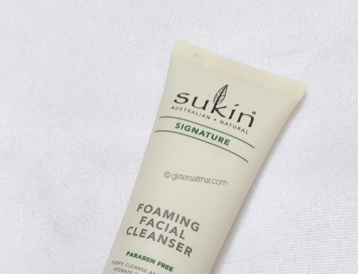 Sukin Foaming Facial Cleanser