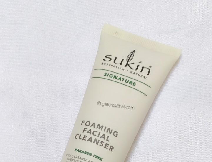 Sukin Foaming FacialCleanser