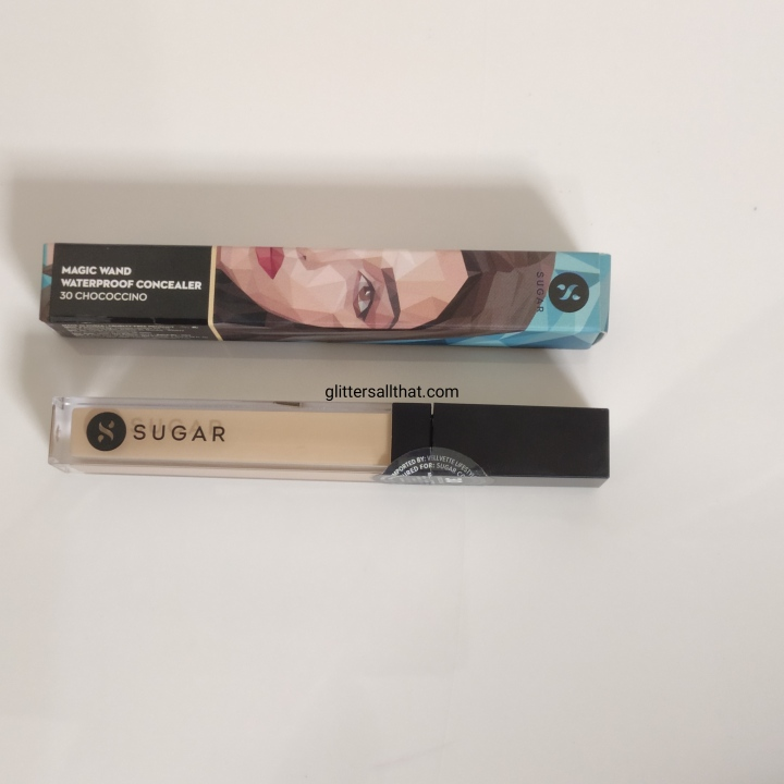 Sugar Cosmetics Magic Wand Waterproof Concealer