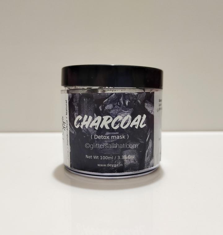 Deyga Charcoal Detox Face Mask –Review